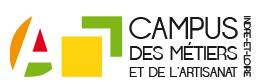 Logo du Campus des métiers de Tours - 37