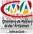 Logo Chambre de Métiers et de l'Artisanat d'Indre-et-Loire