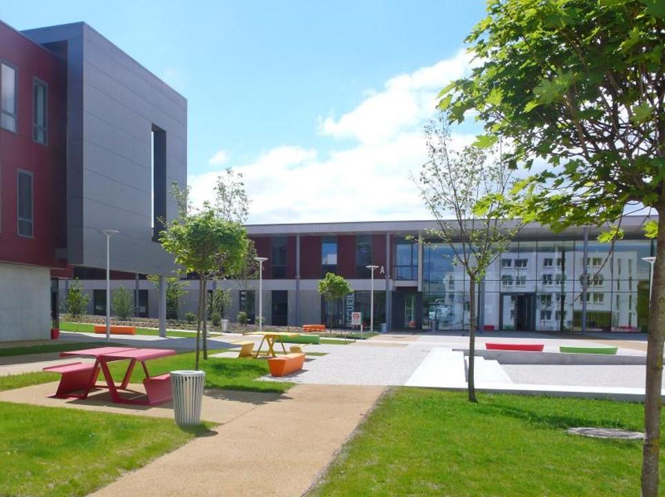 campus des métiers 37 extérieur