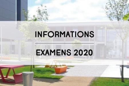 informations examens campus des métiers 37