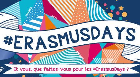 Erasmus days 2020 Campus des métiers 37
