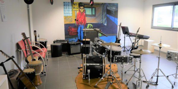 studio musique campus des métiers 37